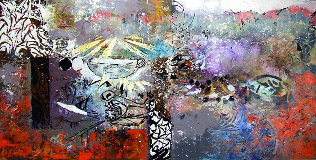 GuernicaenHaiti2010edltee20x40tirage12